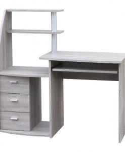 PC stůl   WIKING - Stoly a stolky barva dřeva - Sconto nábytek
