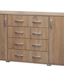 Komoda  G 150 S - Komody barva dřeva - Sconto nábytek