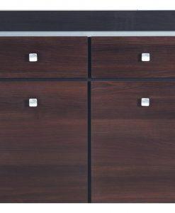 Komoda   MALLORCA FR4 - Komody barva dřeva - Sconto nábytek