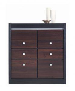 Komoda   MALLORCA FR6 - Komody barva dřeva - Sconto nábytek
