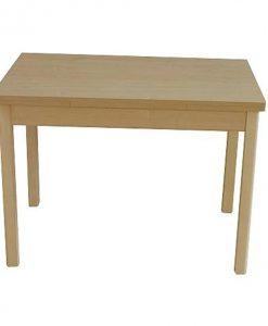 Jídelní stůl   HUGO - Stoly a stolky barva dřeva - Sconto nábytek