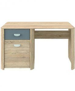 Psací stůl  YOOP - Stoly a stolky barva dřeva - Sconto nábytek