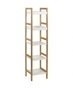 Regál   CLASSIC - Regály barva dřeva - Sconto nábytek