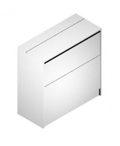 Peřiňák  SC-144 - Komody bílá - Sconto nábytek