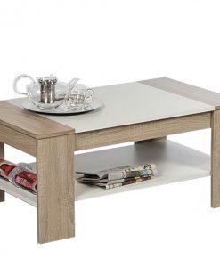 Konferenční stolek   FINLEY - Stoly a stolky vícebarevná - Sconto nábytek