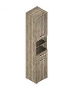 Vysoká skříňka  SABINA - Koupelnové skříňky  - Sconto nábytek