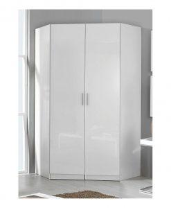 Rohová skříň  CELIA - Šatní skříně  - Sconto nábytek