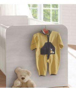 Dětská postýlka   LUCA - Postele bílá - Sconto nábytek