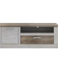 TV stolek  DURO - TV stolky barva dřeva - Sconto nábytek