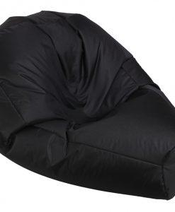 Sedací pytel BUZZ BLACK  BUZZ - Sedací pytle a vaky černá - Sconto nábytek