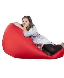 Sedací vak BUZZ  BUZZ - Sedací pytle a vaky červená - Sconto nábytek
