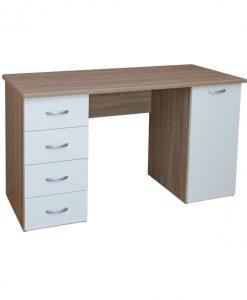 Psací stůl   LADA - Stoly a stolky barva dřeva - Sconto nábytek