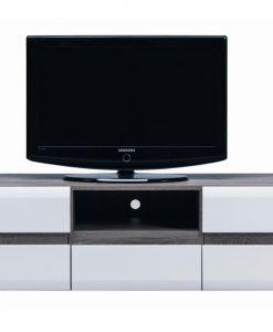 TV stolek  LUCY LI 1 - TV stolky bílá - Sconto nábytek