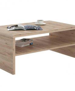 Konferenční stolek   CALA LUNA - Stoly a stolky barva dřeva - Sconto nábytek