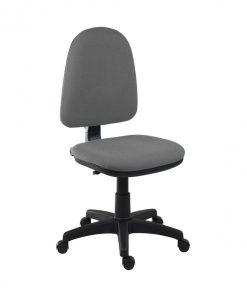 Otočná židle   ELKE - Židle šedá - Sconto nábytek