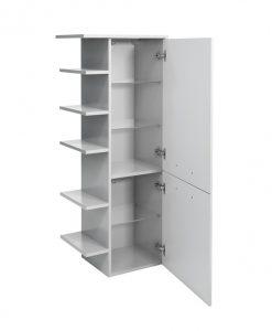 Polovysoká koupelnová skříňka  FILO - Koupelnové skříňky  - Sconto nábytek