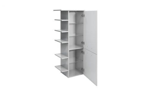 Polovysoká koupelnová skříňka  FILO – Koupelnové skříňky