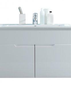 Umyvadlová skříňka s umyvadlem  SPICE - Koupelnové skříňky  - Sconto nábytek
