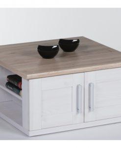 Konferenční stolek   ROMANCE - Stoly a stolky bílá - Sconto nábytek