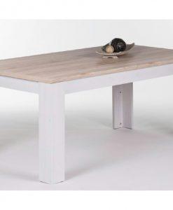 Jídelní stůl   ROMANCE 83 - Stoly a stolky bílá - Sconto nábytek