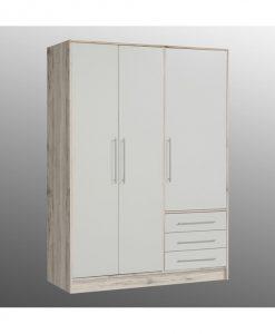 Šatní skříň  JUPITER - Šatní skříně  - Sconto nábytek