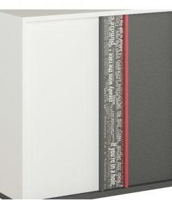 Komoda  PHILOSOPHY PH-08 - Komody vícebarevná - Sconto nábytek