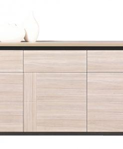 Komoda  ENIS DS3 - Komody barva dřeva - Sconto nábytek