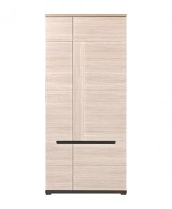 Skříň   ENIS DS7 - Šatní skříně barva dřeva - Sconto nábytek