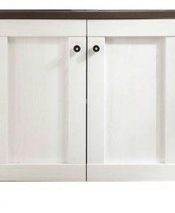 Umyvadlová skříňka  ANTWERPEN 36-258 - Koupelnové skříňky  - Sconto nábytek