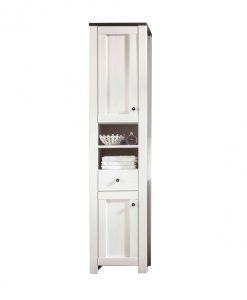 Vysoká skříň  ANTWERPEN 258 - Koupelnové skříňky  - Sconto nábytek