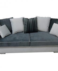 Pohovka  DELUXE - Sedací soupravy šedá - Sconto nábytek
