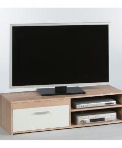 TV stolek  GEMMA - TV stolky barva dřeva - Sconto nábytek
