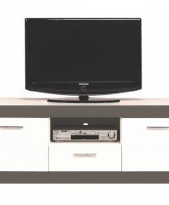 TV stolek  WHITNEY GR1 - TV stolky  - Sconto nábytek