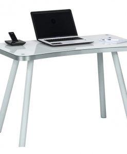 Psací stůl   MAJA 6666 - Stoly a stolky bílá - Sconto nábytek