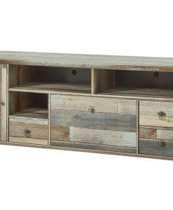TV stolek  BONANZA - TV stolky barva dřeva - Sconto nábytek