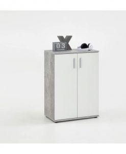 Komoda  ALBI 1 - Komody bílá - Sconto nábytek