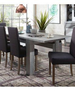 Jídelní stůl PORTO  PORTO - Stoly a stolky šedá - Sconto nábytek