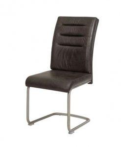 Jídelní židle  PAULA - Židle hnědá - Sconto nábytek