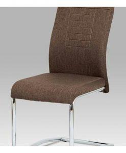 Jídelní židle  PALOMA - Židle hnědá - Sconto nábytek