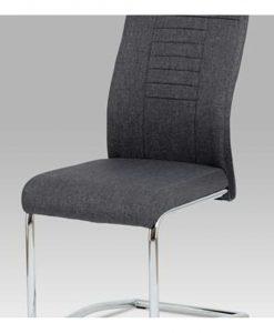 Jídelní židle  PALOMA - Židle šedá - Sconto nábytek