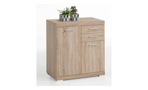 Komoda  BRISTOL 2 XL – Komody barva dřeva