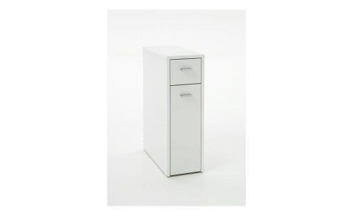 Koupelnová komoda   DENIA – Komody bílá