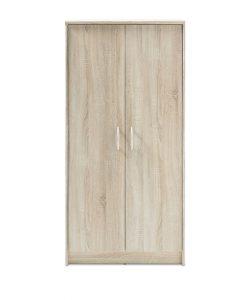 Skříň  OPTIMUS 70-001-66 - Šatní skříně barva dřeva - Sconto nábytek