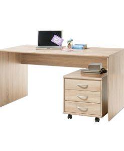 Psací stůl  OPTIMUS 39-007-66 - Stoly a stolky barva dřeva - Sconto nábytek