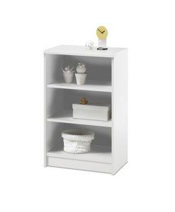 Regál  OPTIMUS 35-001-17 - Regály bílá - Sconto nábytek