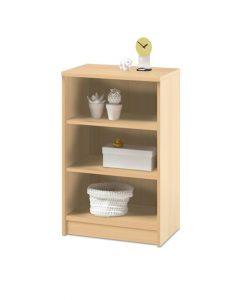 Regál  OPTIMUS 35-001-27 - Skříně do pracovny barva dřeva - Sconto nábytek