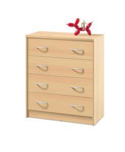 Komoda  OPTIMUS 38-008-27 - Komody barva dřeva - Sconto nábytek
