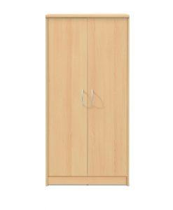 Skříň  OPTIMUS 70-001-27 - Šatní skříně barva dřeva - Sconto nábytek