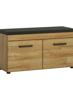 Lavice  CORTINA - Lavice barva dřeva - Sconto nábytek