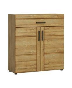 Komoda  CORTINA - Komody barva dřeva - Sconto nábytek